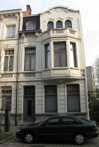 Antwerpen Kardinaal Mercierlei 12