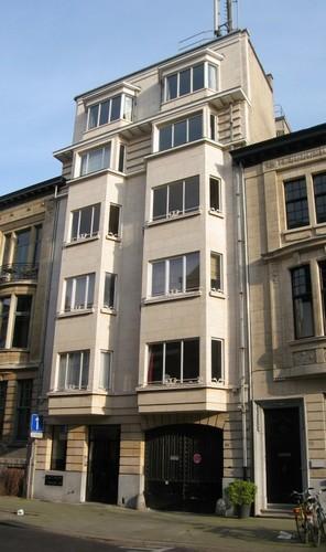 Antwerpen Kardinaal Mercierlei 22-24