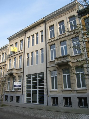 Antwerpen Kardinaal Mercierlei 64-68