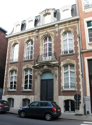 Antwerpen Le Grellelei 20