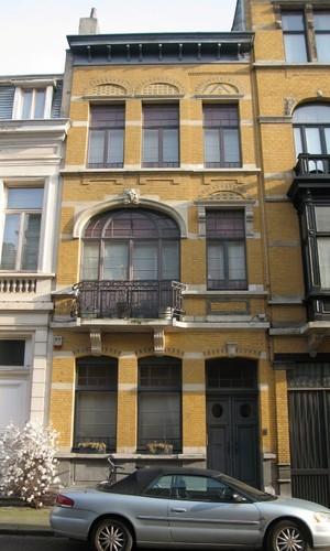 Antwerpen Theophiel Roucourtstraat 22