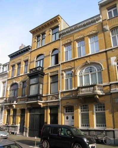 Antwerpen Theophiel Roucourtstraat 22-28