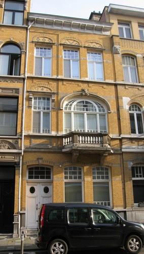 Antwerpen Theophiel Roucourtstraat 26