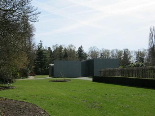 Paviljoen van Robbrecht en Daem Middelheimpark