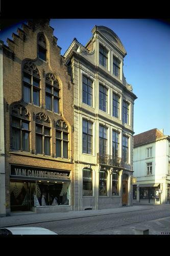 Brugge Vlamingstraat 15-17