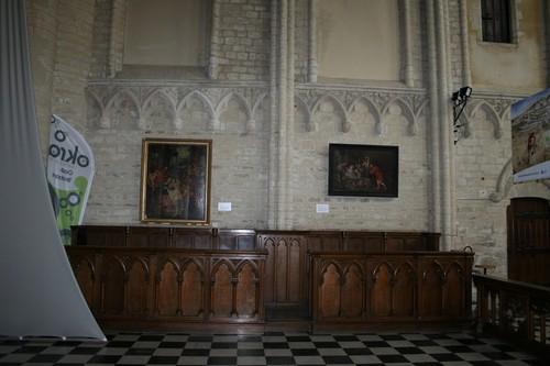Tervuren Kerkplaats 14A interieur