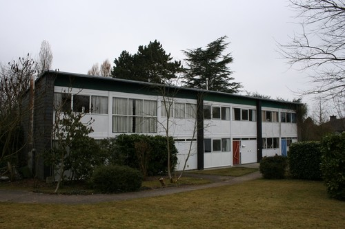 Tervuren Vierwindenbinnnenhof 1-8