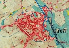 Historische stadskern van Aalst