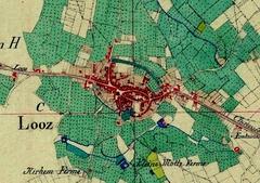Historische stadskern van Borgloon