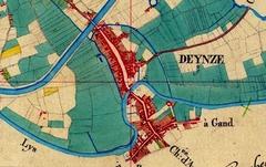 Historische stadskern van Deinze