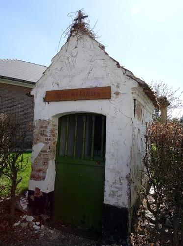 Gavere Veldstraat zonder nummer Sint-Martinuskapelletje