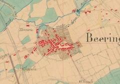 Historische stadskern van Beringen