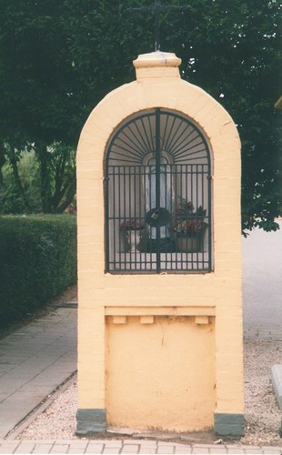 Zingem Alfred Amelotstraat kapel