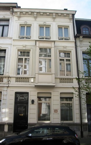 Antwerpen Kardinaal Mercierlei 10