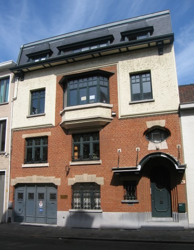 Antwerpen Theophiel Roucourtstraat 11-13
