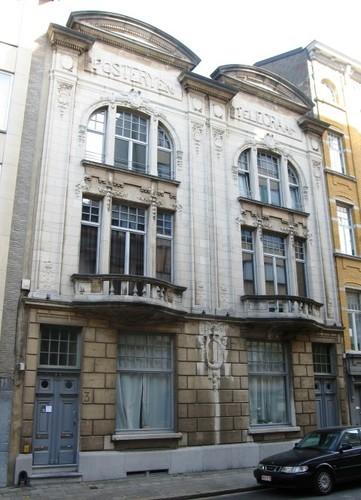 Antwerpen Theophiel Roucourtstraat 1-3