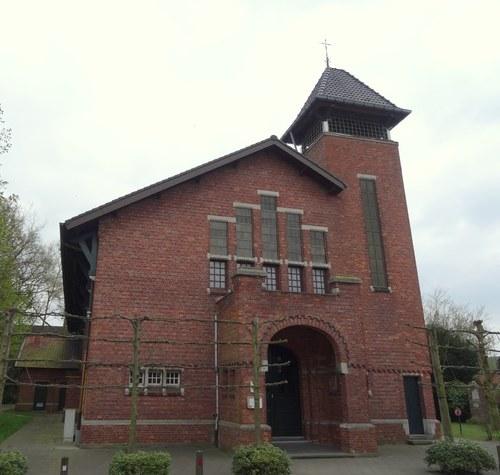 Zelzate Koningin Astridlaan zonder nummer Sint-Antonius van Paduakerk
