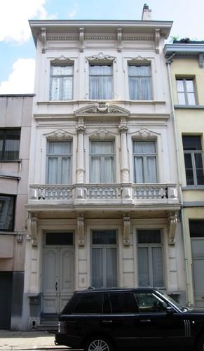 Antwerpen Edelinckstraat 3