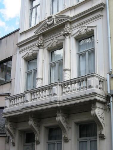 Antwerpen Edelinckstraat 3 balkon