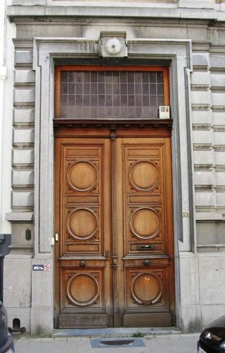 Antwerpen Jacob Jordaensstraat 33 portaal