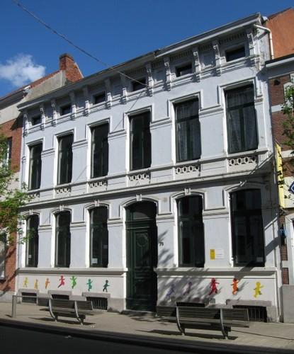 Antwerpen Jacob Jordaensstraat 75