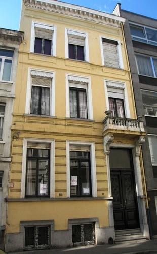 Antwerpen Rembrandtstraat 12