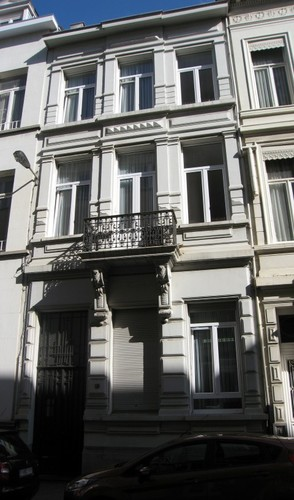 Antwerpen Rembrandtstraat 19