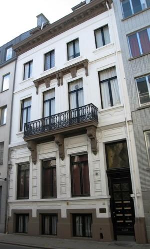 Antwerpen Rembrandtstraat 22