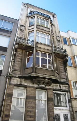 Antwerpen Rembrandtstraat 6