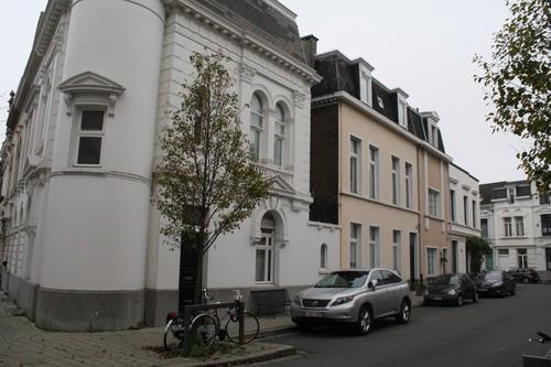Antwerpen Tweelingenstraat 1-7