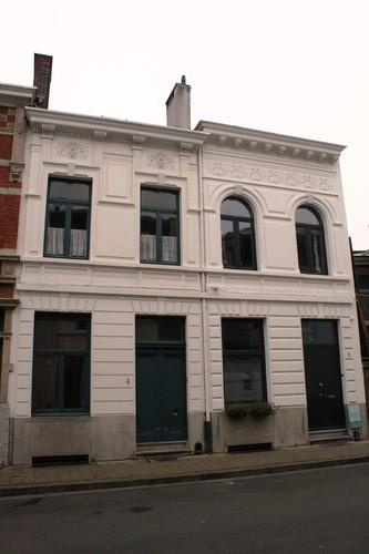 Antwerpen Tweelingenstraat 2-4