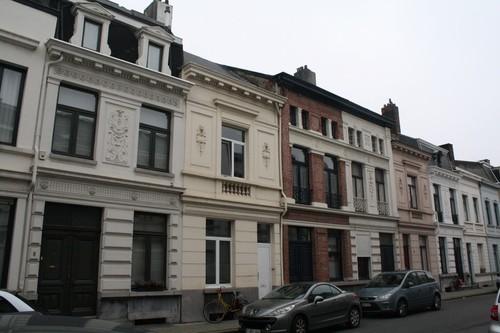 Antwerpen Tweelingenstraat 9-21