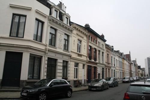 Antwerpen Tweelingenstraat 9 en volgende