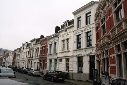 Antwerpen Tweelingenstraat 18 en Volgende