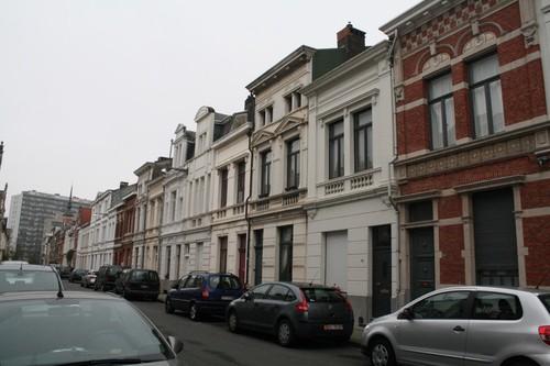 Antwerpen Tweelingenstraat 26 en volgende