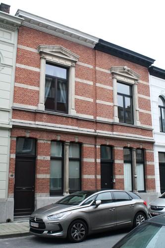 Antwerpen Tweelingenstraat 55-57