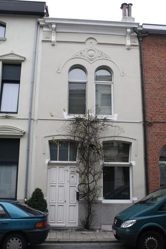 Antwerpen Tweelingenstraat 65