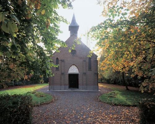 De kapel van Onze-Lieve-Vrouw van Sterreborne.