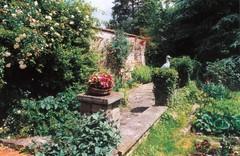 Tuin van de villa Varenberg