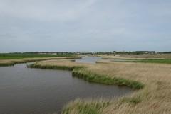 Oostends Krekengebied met Sluiskreek, Zoutekreek en Grote Keignaertkreek