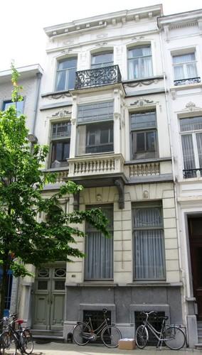 Antwerpen Grétrystraat 10