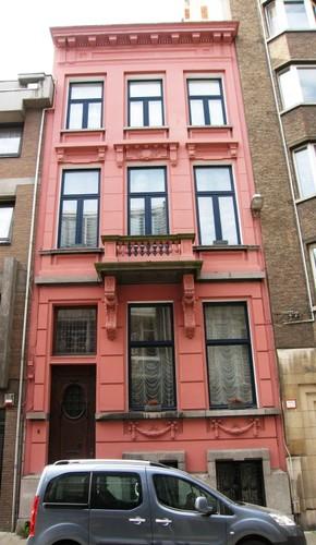 Antwerpen Grétrystraat 4