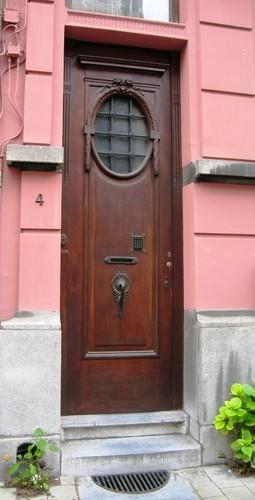 Antwerpen Grétrystraat 4 deur