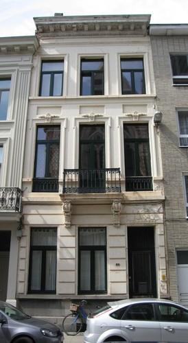Antwerpen Grétrystraat 40