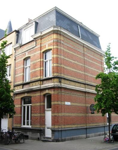 Antwerpen Grétrystraat 43