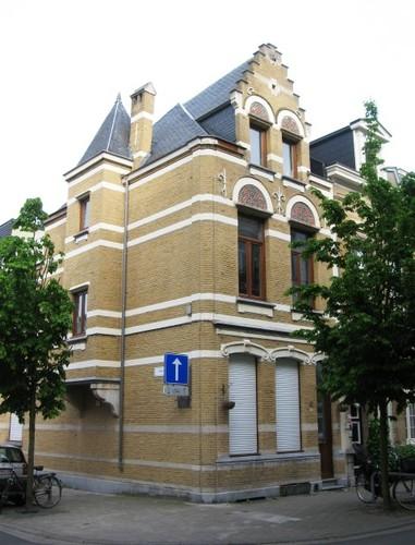 Antwerpen Grétrystraat 45