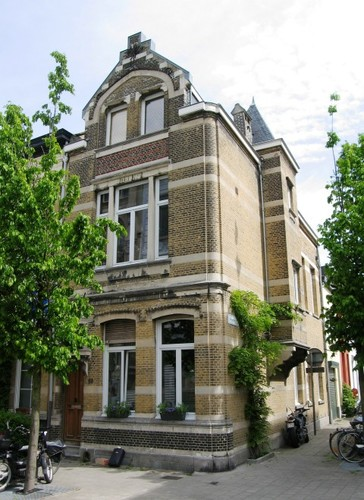 Antwerpen Grétrystraat 53