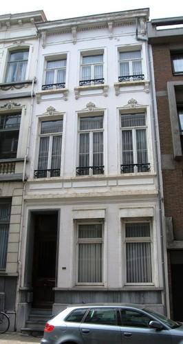 Antwerpen Grétrystraat 8