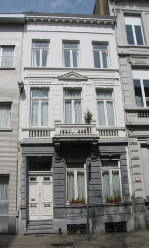 Antwerpen Lamorinièrestraat 122