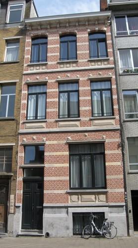 Antwerpen Lamorinièrestraat 57